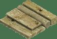 压力处理木材