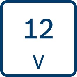电压12V