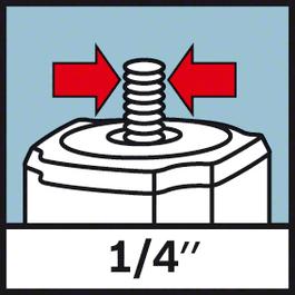 螺纹支架,1/4英寸 三脚架螺纹,1/4英寸
