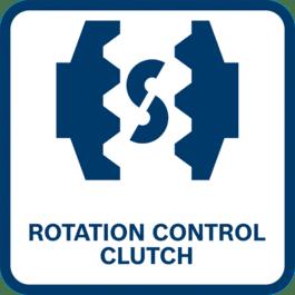 过载或缠绕时保护用户和机器 脱扣式爪形离合器,大大减少扭矩,工具不会突然阻塞