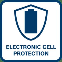 电池使用寿命长 防止电池过载、过热和深度放电