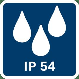 IP54防尘和防溅水保护