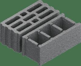 混凝土构造块