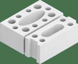 石灰和砂砖