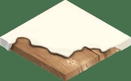 木材上的油漆