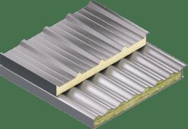 金属夹层板