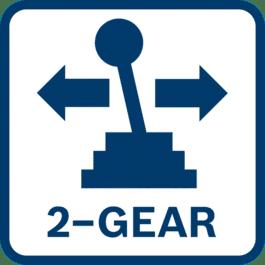 优化的拧螺扭矩设置及钻孔速度调节 高低两档行星齿轮箱