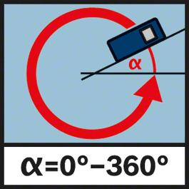 360°倾斜传感器 集成式360°倾斜传感器