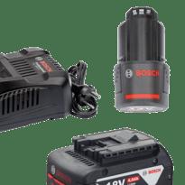 电池组和充电器