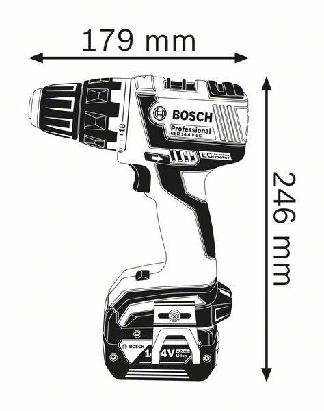 GSR 14,4 V-EC