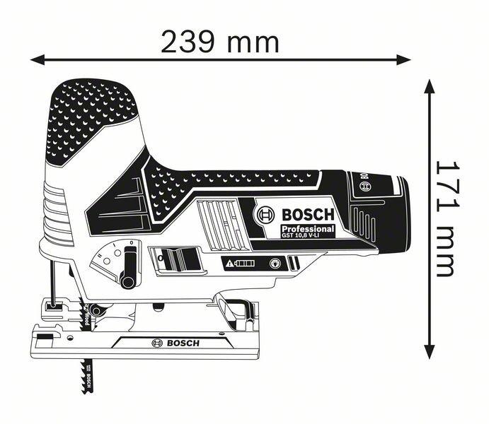 GST 10.8 V-LI