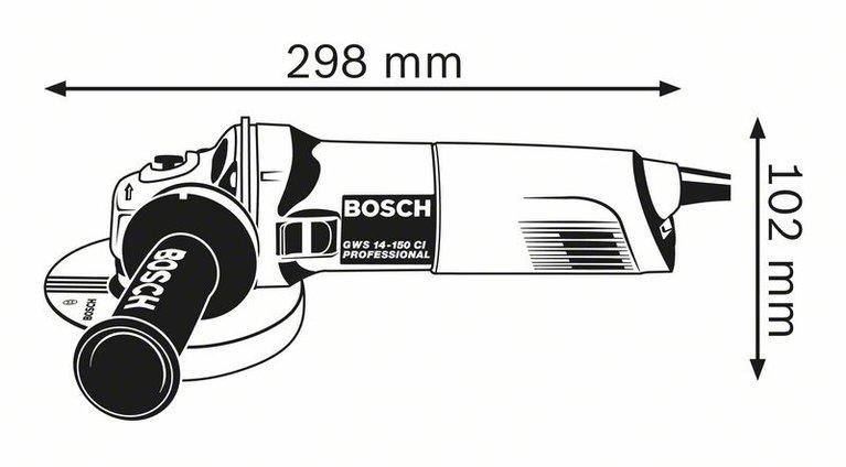 GWS 14-150 CI
