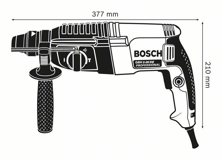 GBH 2-26 DE