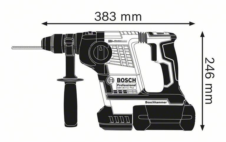 GBH 36 V-LI Plus