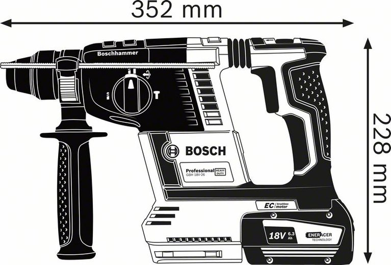 GBH 18V-26