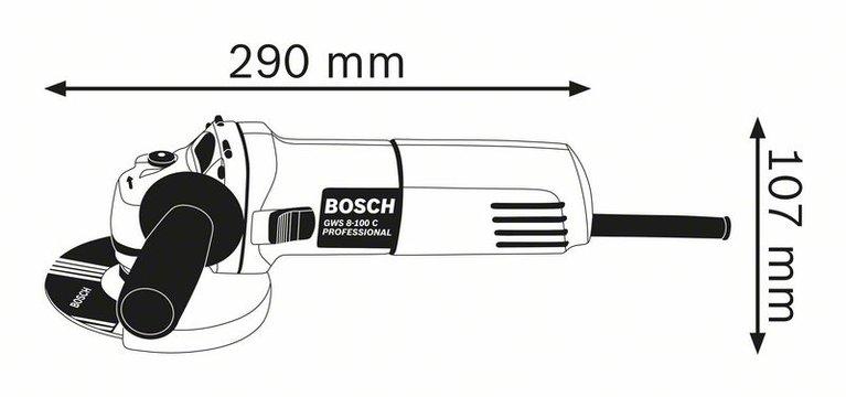 GWS 8-100 C