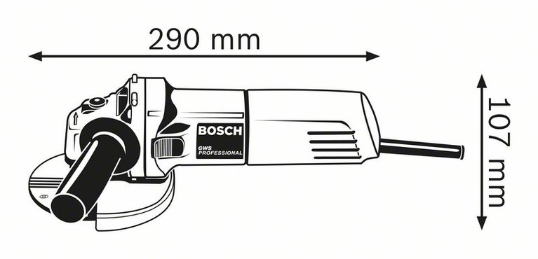 GWS 6-100 E