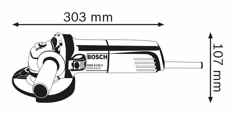 GWS 8-125 C