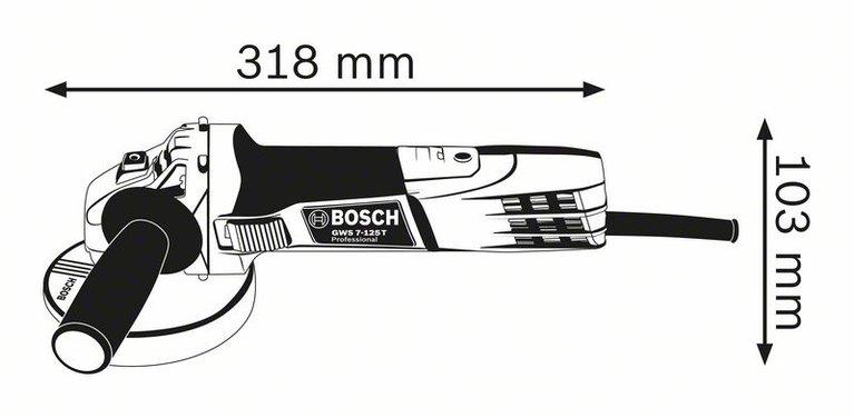 GWS 7-125 T