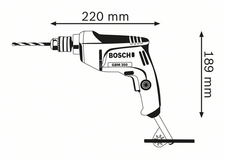GBM 350
