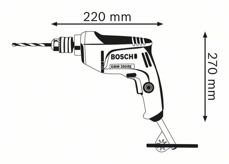 GBM 350 RE