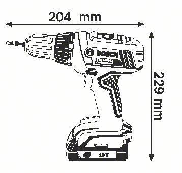 TSR 1800-LI