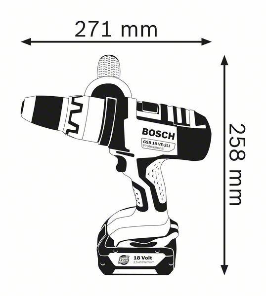 GSB 14.4 VE-2-LI