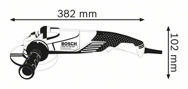 GWS 15-150 CIH