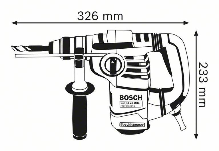 GBH 3-28 DRE