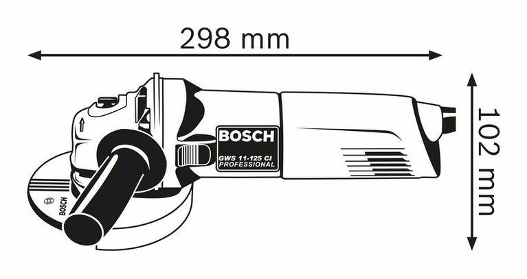 GWS 10-125