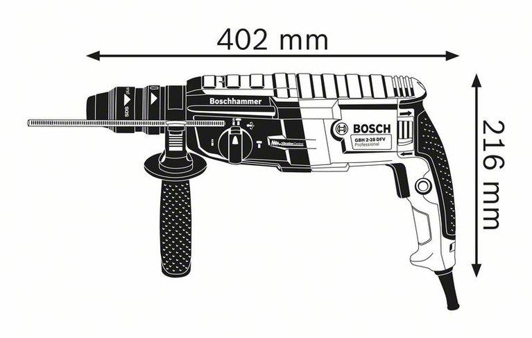 GBH 2-28 DFV